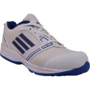 Shoe Striker Running Shoes For Men(White, Blue)