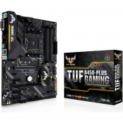 Tarjeta Madre ASUS TUF B450-PLUS GAMING ATX AM4 DDR4 HDMI