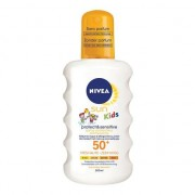 Nivea Sun Kids 50+ Protect & Sensitive Zonnespray 200ml