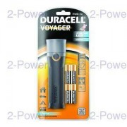 Duracell VOYAGER Ficklampa 4 x AA 1 LED