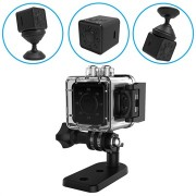 Super Mini Full HD Action Camera met Nachtweergave SQ13 - Zwart