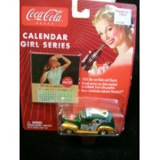 Coca Cola Calendar Girls Series 40 Ford Sedan Delivery #2