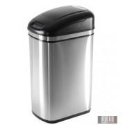 Beltéri, fém hulladéktároló, szemetes érintés nélkül, automatán nyíló 24 l 3707