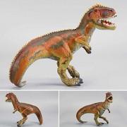 Studyset Small Size Solid Therizinosaurus Model Toy Dinosaur Plastic Action Figure Realistic Dinossauro Toys Gift