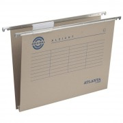 25 Grijze hangmappen Alzicht folio U-bodem