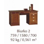 BRIGHTON Biurko 2