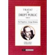 Tratat de drept public tomul II - Paul Negulescu George Alexianu