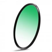 58mm pelicula de revestimiento de alta definicion de filtro de la lente MC UV ultra-delgado