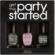 Deborah Lippmann Let's Get This Party Started Kit, Deborah Lippmann