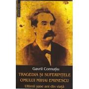 Tragedia si suferintele omului Mihai Eminescu. Ultimii sase ani din viata/Gavril Cornutiu