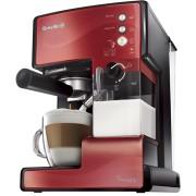 Espressor Manual cu Lapte Prima Latte Red Breville VCF046X-DIM