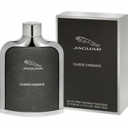 Jaguar classic chromite 100 ml eau de toilette edt profumo uomo