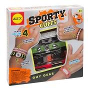 Alex Toys Craft Sporty Cuffs, Multi Color