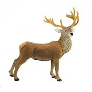 Safari Ltd Wild Safari Wildlife Red Deer Buck