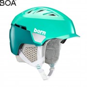 Bern Helma Bern Heist Brim satin teal green