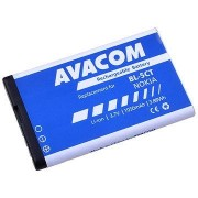 AVACOM for Nokia 6303, 6730, C5, Li-Ion 3.7V 1050mAh (BL-5CT helyett)