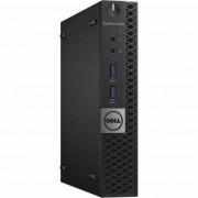 Dell Optiplex 3040 MFF Intel® Core™ i3-6100 4Gb DDR3 SSD 128GB. W10 Home.