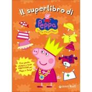 Giunti kids il super libro di peppa pig con stickers