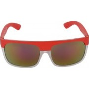 VEA Over-sized Sunglasses(Red)