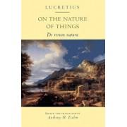 On the Nature of Things: de Rerum Natura, Paperback/Lucretius
