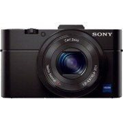 Sony Cyber-Shot DSC-RX100 II Compakt camera, 20,2 Megapixel, 2,9x opt. Zoom, 7,5 cm (3 inch) Display