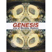 Video Delta Genesis - Genesis - Live at Wembley Stadium - DVD