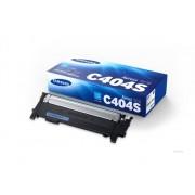Samsung Cartucho de tóner original SAMSUNG CLT-C404S 1000 páginas Cian