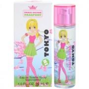 Paris Hilton Passport In Tokyo eau de toilette para mujer 30 ml