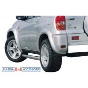 ELARGISSEURS D AILES EGR TOYOTA RAV4 2006 (12PIECES) - accessoires 4X4 marina