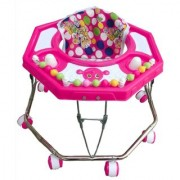 Oh Baby Baby Steel Pipe Pink Walker For Your Kids SE-W-23