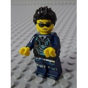Lego Minifigs [Ultra Agent 022] Agent Steve Zeal A