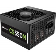 Corsair CS550M 550W ATX Zwart power supply unit