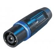 Neutrik Cable plugs Speakon STX Zwart 4P