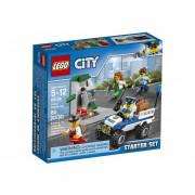 JUEGO DE LA POLICÍA LEGO 60136