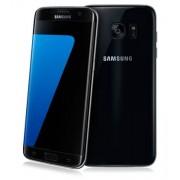 "Samsung Smartphone Samsung Galaxy S7 Edge Sm G935f 32gb Octa Core 5.5"" Dual Edge Super Amoled Dual Pixel 12 Mp 4g Lte Refurbished Black Onyx"