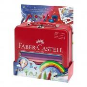 Set desen si pictura Jumbo FABER-CASTELL Grip, FC201312