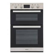 Hotpoint DKD3841IX Double Built In Electric Oven - Stainless Steel