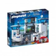 Playmobil Police - Sediu de Politie cu Inchisoare 6919