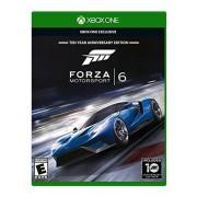 Microsoft Forza Motorsport 6 (Edición 10 Aniversario) Xbox One