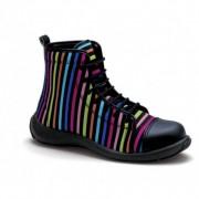 S24 Chaussures de sécurité montantes femme blouge s1p 39