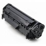 FOXIN BRAND 12A Black Toner Cartridge Q2612A Compatible for HP LaserJet - 1010 1012 1015 1018 1020 1022 1022n )