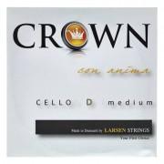 Crown By Larsen Cello String D Medium 4/4
