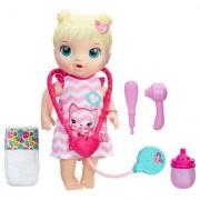 Boneca Baby Alive - Loira - Cuida de Mim - C2691 - Hasbro - Feminino