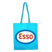 Esso Distressed Tote Bag, Tote Bag