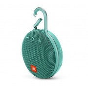SPEAKER, JBL CLIP 3, ultra-portable, Bluetooth, TEAL (JBLCLIP3TEAL)
