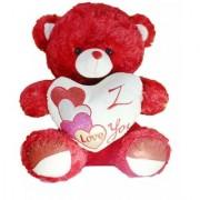 OH BABY 3 feet Maroon teddy bear soft toy valentine love birthday gift SE-ST-151
