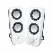 Logitech Multimedia Speaker Z200 Bianco