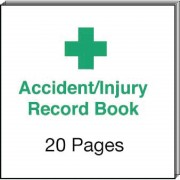 Nisbets Accident Record Book