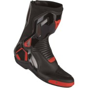 Dainese Stivali Course D1 out nero rosso fluo