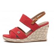 Wrangler ženske sandale Brava Cross 40 crvena